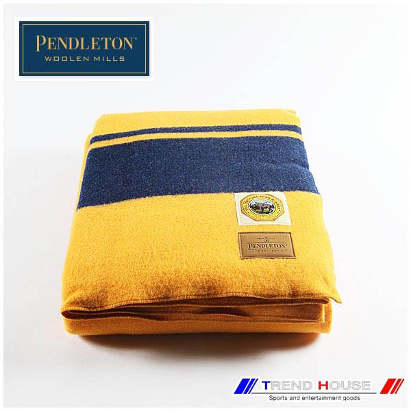 ペンドルトン ブランケット [PENDLETON]NATIONAL PARK TWIN BLANKET/ナショナルパークブランケット_ZA130-50935/YELLOWSTONE