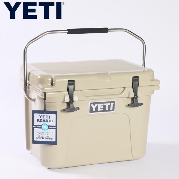 イエティ クーラーズ ローディ 20 タン Roadie 20 Tan YETI Coolers
