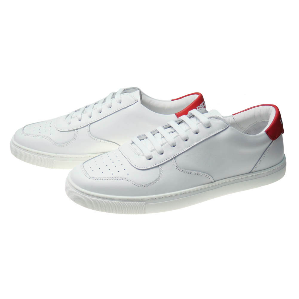 DSQUARED2 ディースクエアード メンズローカットスニーカー LACE-UP LOW TOP SNEAKERS MAPLE GYM / SNM0118 01500001 ホワイト