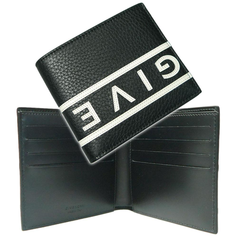(ジバンシー)GIVENCHY メンズ二つ折財布 BK6005K093 ブラック
