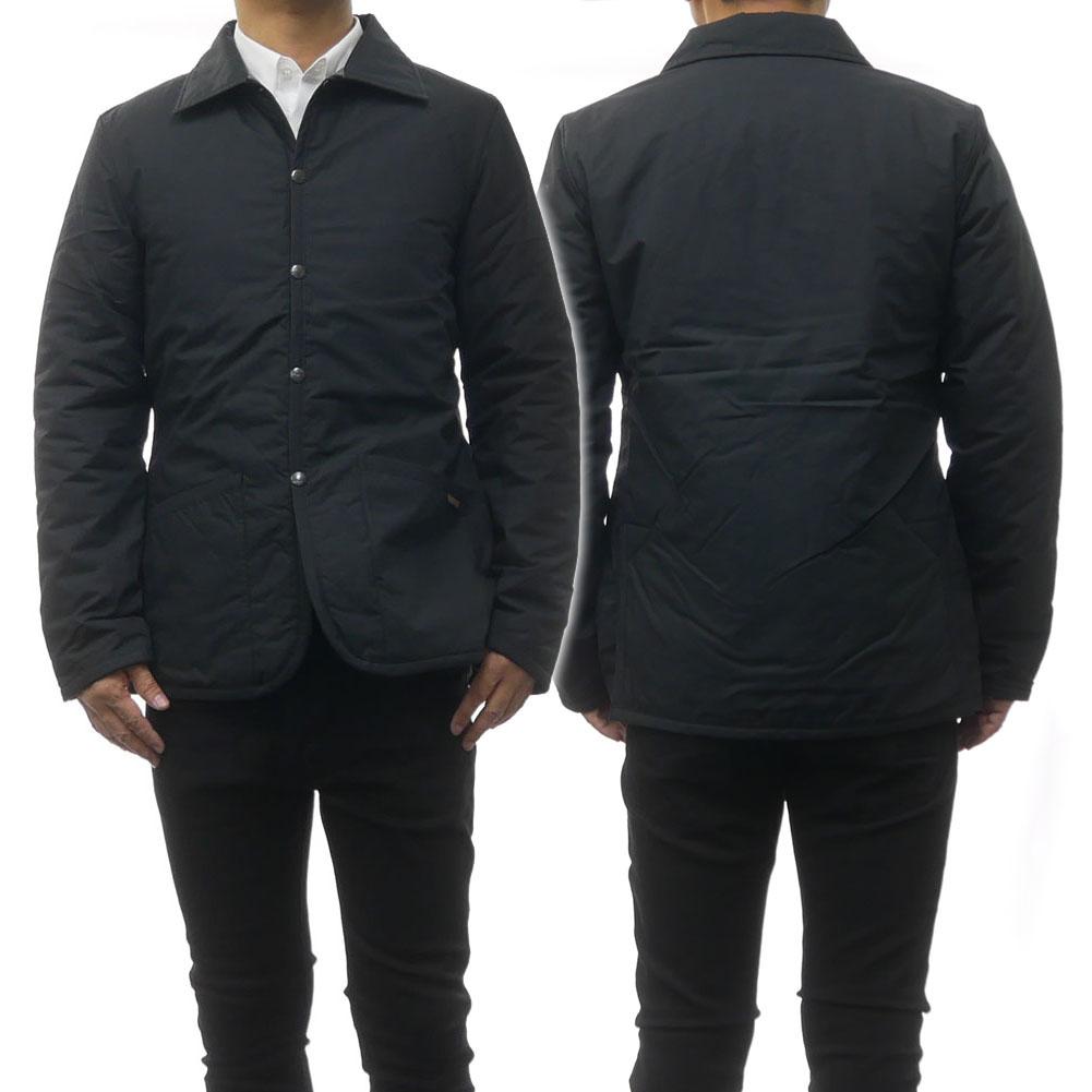 LAVENHAM ラベンハム メンズジャケット RAYDON MENS FCQ(レイドン) / AW18-1 ブラック【あす楽対応】