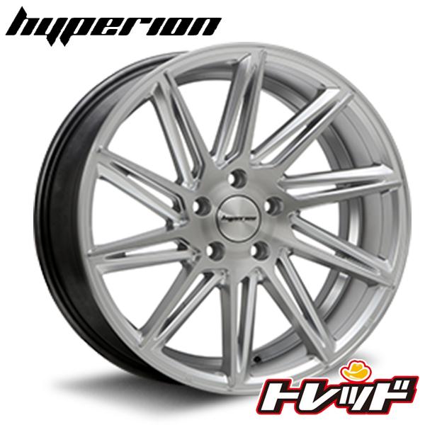 送料無料 225/55R19 HIFLY ハイフライ HP801 ハイペリオン CVR ハイパーシルバー/ブラッシュド 新品サマータイヤ ホイール4本セット