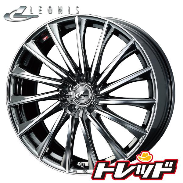 送料無料 205/50R17 TOYO PROXES Sport トーヨー プロクセス スポーツ Weds LEONIS CH BMCMC / ブラックメタルコートミラーカット 新品サマータイヤ ホイール4本セット