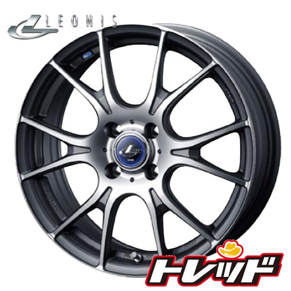 【数量限定】 165/50R16 WINRUN ウィンラン R330 Weds LEONIS NAVIA02 MGMC / マットガンメタマシニングカット 新品サマータイヤ ホイール4本セット