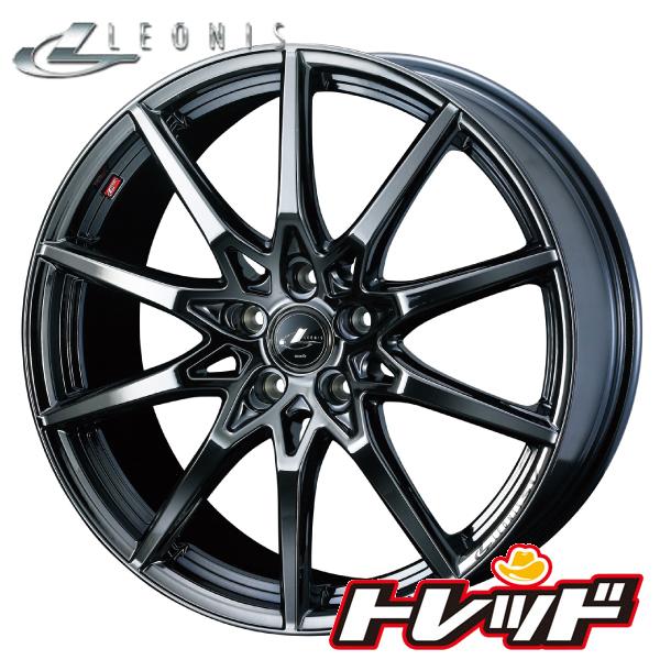 送料無料 235/50R18 HANKOOK VentusV12evo2 ハンコック K120 Weds LEONIS SV BMC1(ブラックメタルコート1) 新品サマータイヤ ホイール4本セット 5H114.3