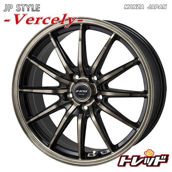 送料無料 215/60R17 YOKOHAMA ADVAN dB ヨコハマ アドバン デシベル V552 MONZA JP スタイル バークレー 新品サマータイヤ ホイール4本セット 5H114.3