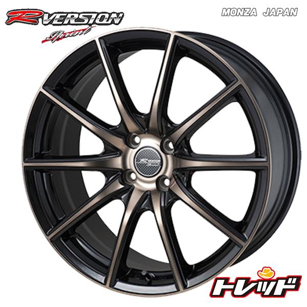 送料無料 225/45R18 TOYO トーヨー SD-7 MONZA Rバージョン スプリント 新品サマータイヤ ホイール4本セット 5H114.3