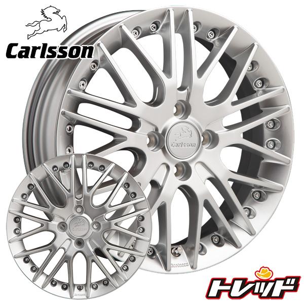 送料無料 165/45R16 GOODYEAR EAGLE LS EXE グッドイヤー エーグル エルエス エグゼ Carlsson カールソン 1/10 X RSR Brilliant Edition サマータイヤ ホイール 4本セット 5.0J 4H100