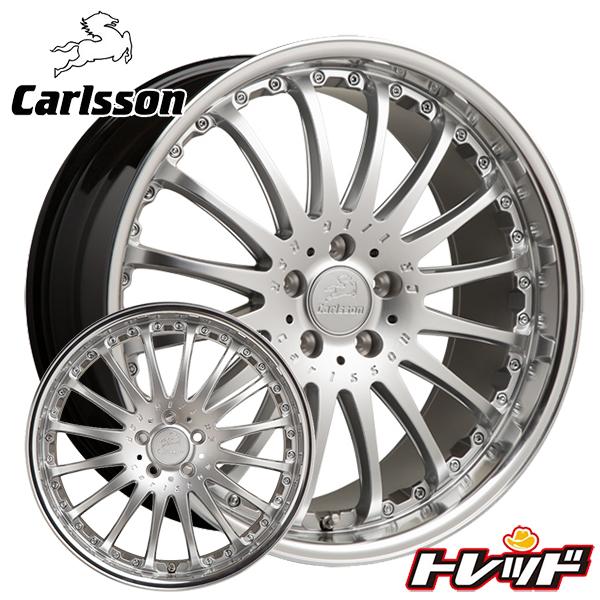 【LS460/LS600h専用】 245/35R21インチ FALKEN AZENIS ファルケン アゼニス FK510 カールソン 1/16 RSR Brilliant Edition 9.0J 5H120 サマータイヤ ホイール 4本セット