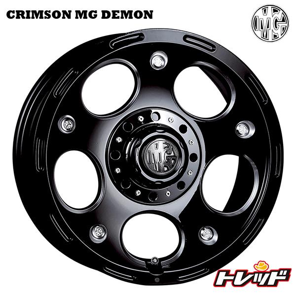 送料無料 175/80R16 TOYO トーヨー プロクセス CF2 SUV CRIMSON クリムソン MG DEMON 新品サマータイヤ ホイール4本セット 5.5J 5H PCD139.7 ジムニー専用サイズ