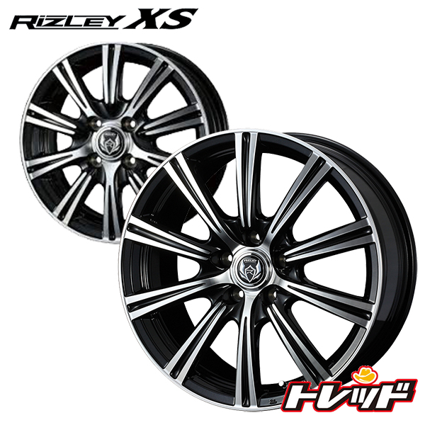 送料無料 195/65R15 TOYO トーヨー SD-7 Weds RIZLEY XS ウェッズ ライツレー XS 新品サマータイヤ ホイール4本セット 6.0J-15インチ 5H114.3