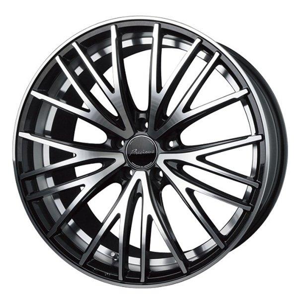 新品 サマータイヤホイール 4本セット 送料無料 215 45R17インチ5H100 プレシャス ポリッシュヨコハマ 公式ショップ アドバンデシベル V552サマータイヤホイールセット メタリックブラック アストM1 ショッピング