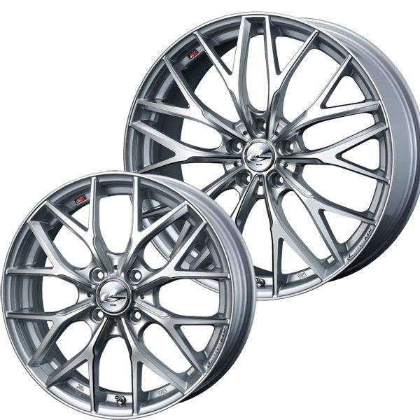 新品 安全 サマータイヤホイール 4本セット 送料無料 205 50R17インチ5H114.3 ウェッズ レオニス SCブリヂストン お得 MX プレイズ PX2サマータイヤホイールセット HS
