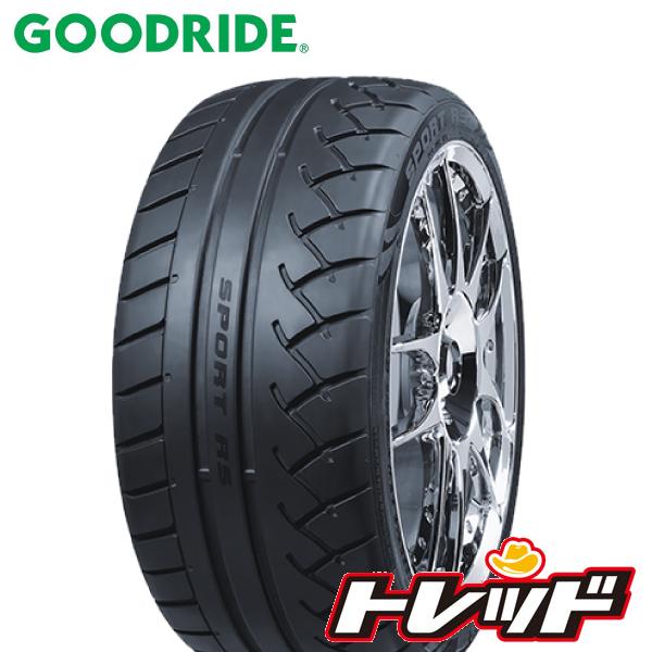【2本以上送料無料】 4本セット! GOODRIDE グッドライド SPORT RS 235/45R17 取寄商品/代引不可