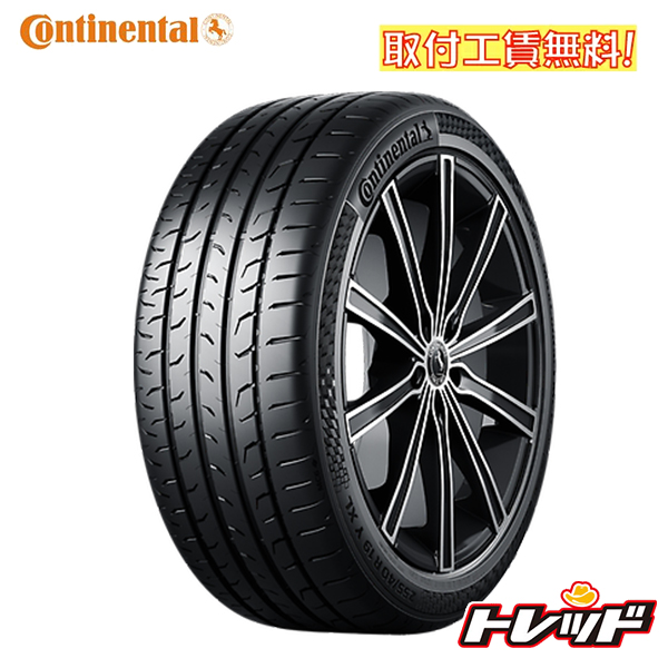 【取付工賃無料!】 Continental コンチネンタル MaxContact MC6 245/45R19 102Y XL マックス コンタクト MC6