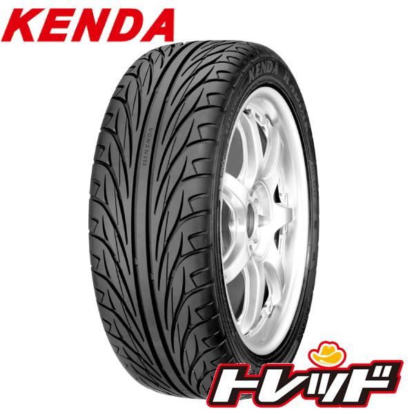 【送料無料】 4本セット! KENDA ケンダ KAISER KR20 245/40R17 91H 取寄商品/代引不可