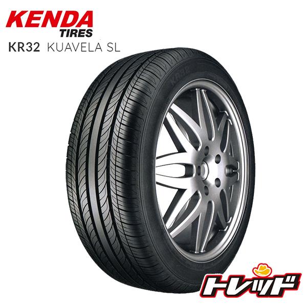 【送料無料】 4本セット! KENDA ケンダ KUAVERA SL KR32 225/40R19 取寄商品/代引不可