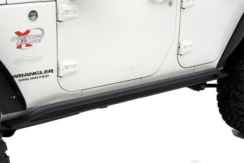 ジープ ラングラー Jeep Wrangler JKラングラーアンリミテッド ロックスライダー ロックレール 【送料無料】 スミッティビルト XRC ロックスライダー ラングラー カスタム パーツ