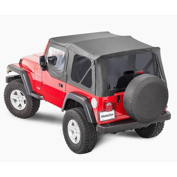 ジープ ラングラー Jeep Wrangler TJラングラー 幌 ソフトトップ 【送料無料】 マスタートップ リプレイスメントソフトトップセット(交換用幌)