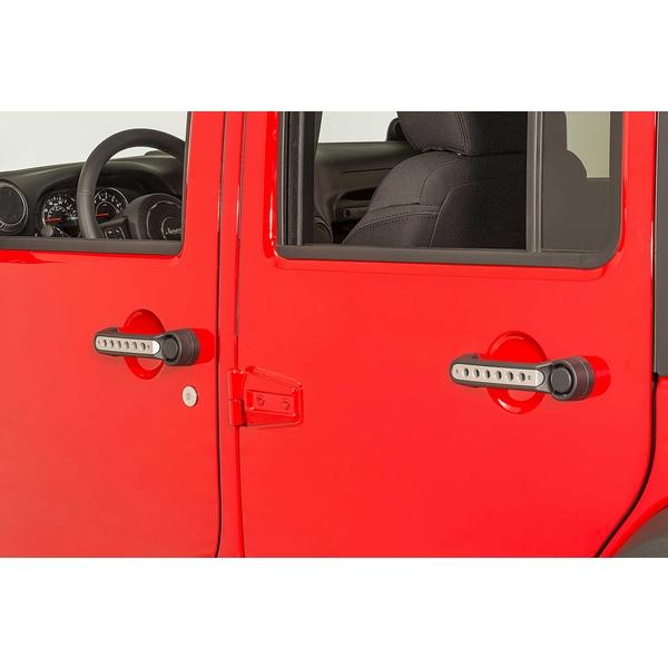 ジープ ラングラー Jeep Wrangler ジープJKラングラー アンリミテッド 【送料無料】 ドレイクオフロード ドアハンドルインサート
