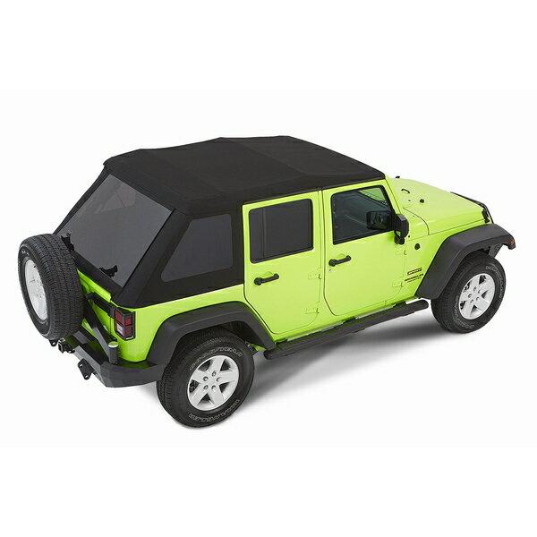 ジープ ラングラー Jeep Wrangler JKラングラーアンリミテッド 幌 ソフトトップ 【送料無料】 ベストップ トレックトップ NX グライド