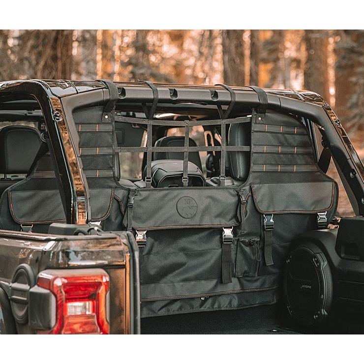 ジープ ラングラー Jeep Wrangler ジープJLラングラーアンリミテッド/ジープJKラングラーアンリミテッド 【送料無料】 XGカーゴ ドッグバリア XG-301