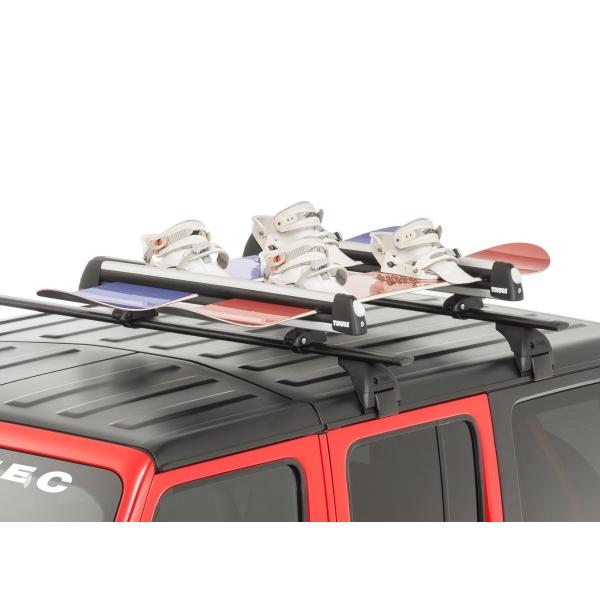 ジープ ラングラー Jeep Wrangler JKラングラー/JLラングラー スキー・スノボキャリア 【送料無料】 MOPAR モパー スキー・スノーボードキャリア