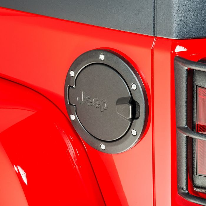 ジープ ラングラー Jeep Wrangler ジープJKラングラー 【送料無料】 MOPAR モパー フューエルリッドカバー ラングラー カスタム パーツ