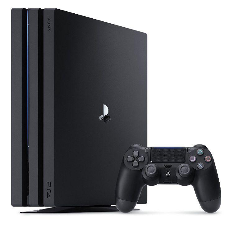 未使用品 SONY PlayStation4 Proソニー プレイステーション4 プロJet BlackジェットブラックCUHMUpGVSzjLq