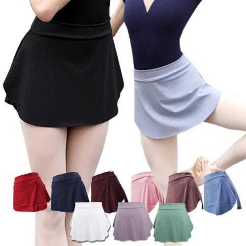 サイズ交換OK スカートは足が見えやすいように短め 透けないスカートでしっかりお尻をカバー 商品番号as002 100円クーポン 8 18 10時まで バレエ スカート バレエ用品 ジュニア~大人用 大人 バレエスカート 定価の67%OFF ウエストゴム 激安通販ショッピング ショート ジュニア おとな 透けない メール便送料無料