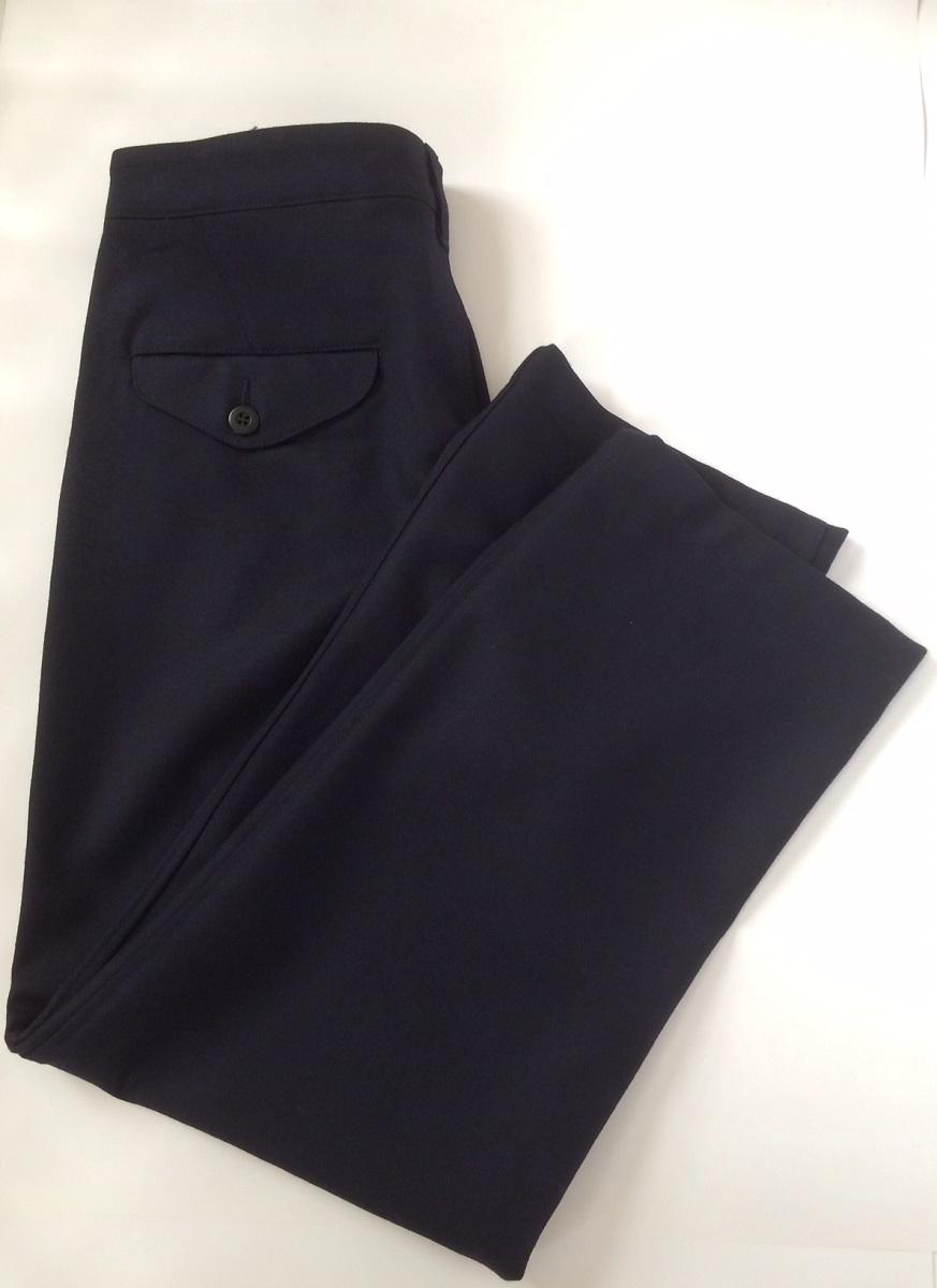 コムデギャルソン COMME des GARCONS メンズ ズボン パンツ ブラック 黒 ウール #L 未使用展示品【トレジャースポット】【中古】