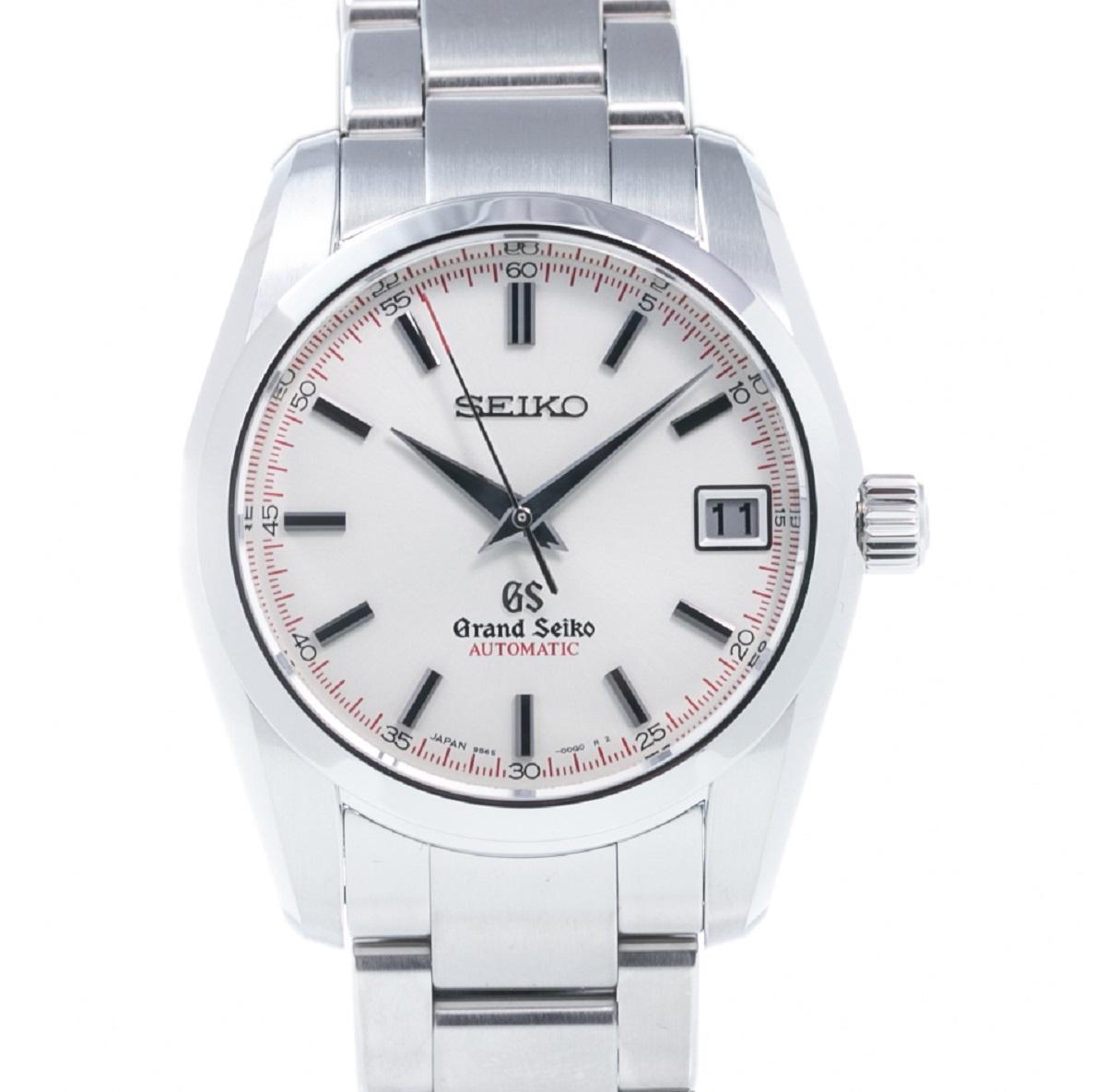 グランドセイコー SEIKO 9Sメカニカル SBGR071 腕時計 AT 自動巻き SS メンズ 送料無料 未使用展示品 【トレジャースポット】【中古】