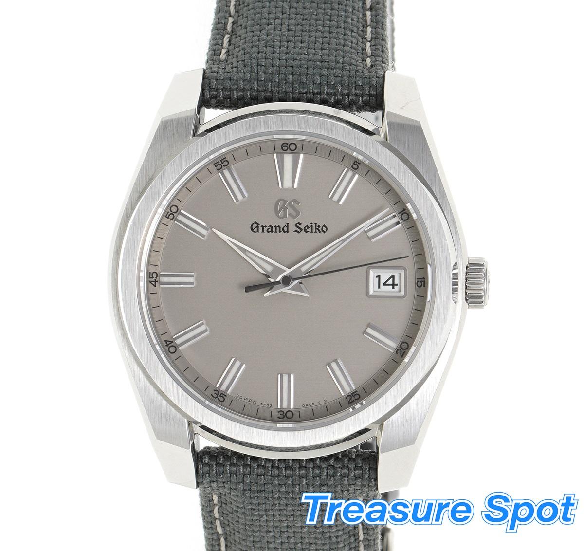 グランドセイコー SEIKO 9Fクォーツ SBGV245 Qz SS メンズ 腕時計 新品同様品 送料無料【トレジャースポット】【中古】