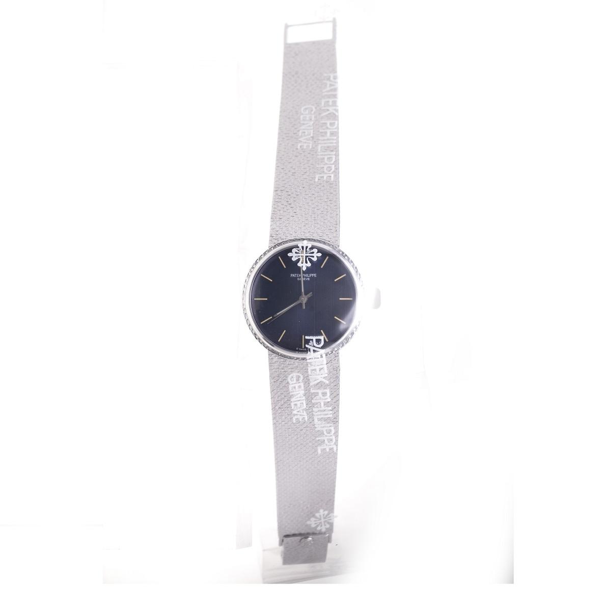 PATEK PHILPPE パテックフィリップ 3563/2G-200 腕時計 WG ホワイトゴールド 自動巻き 1972年 メーカーメンテナンス 送料無料 【トレジャースポット】【中古】