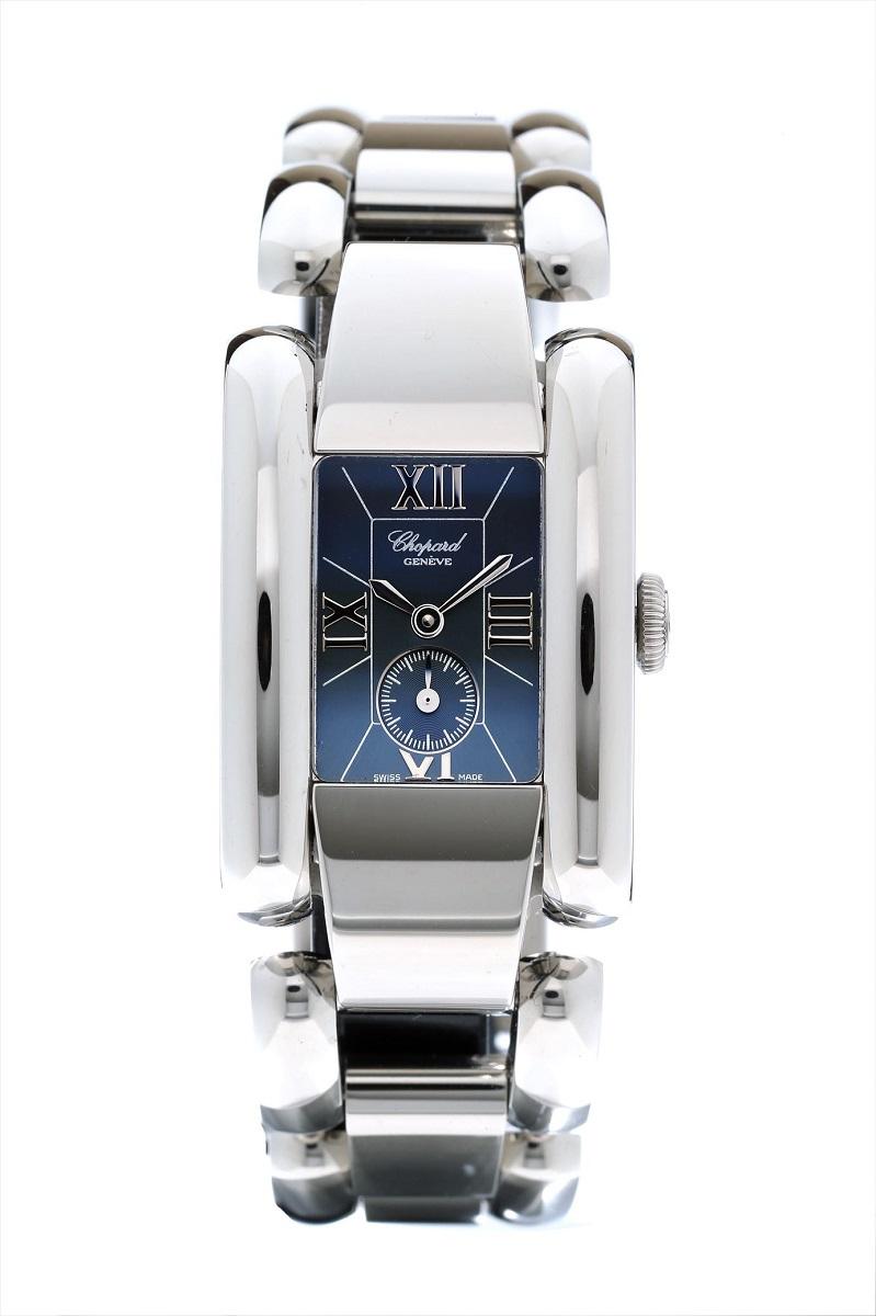 ショパール Chopard ラストラーダ 41/8380 レディース 腕時計 新品同様品 箱・保証書付 送料無料【トレジャースポット】【中古】