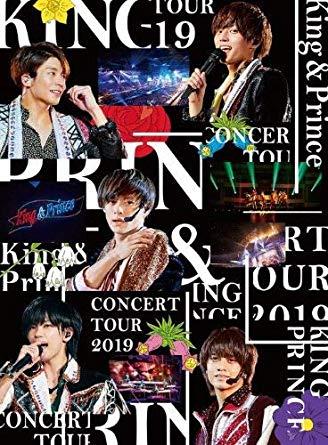 【送料込】【新品未開封!!】 King & Prince CONCERT TOUR 2019(初回限定盤)[Blu-ray]