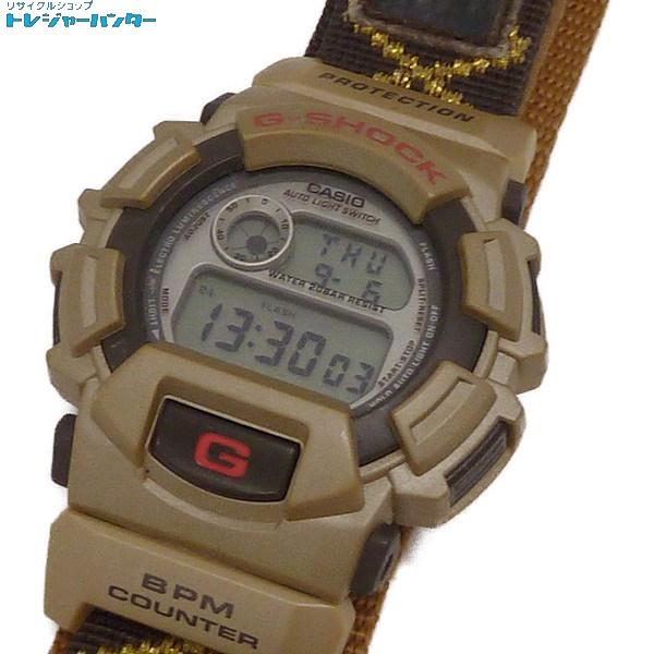 【中古】カシオ Gショック 腕時計 DW-9550RX-9T Gミックス ザイマカ 20気圧防水 クォーツ ブラウン×ゴールド 茶×金 メンズ CASIO G-SHOCK G-MIX XAYMACA  【012119】