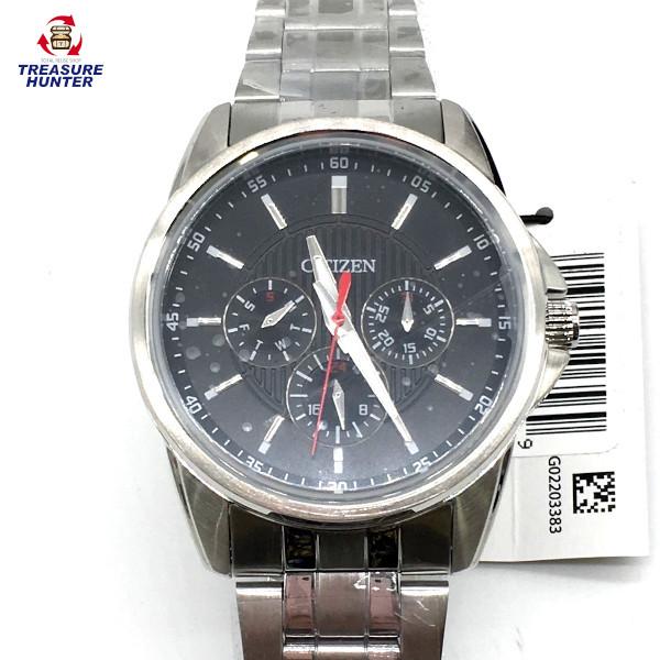 【中古】CITIZEN シチズン AG8340-58E メンズ 腕時計 ウォッチ クロノグラフ ステンレス 【121019】