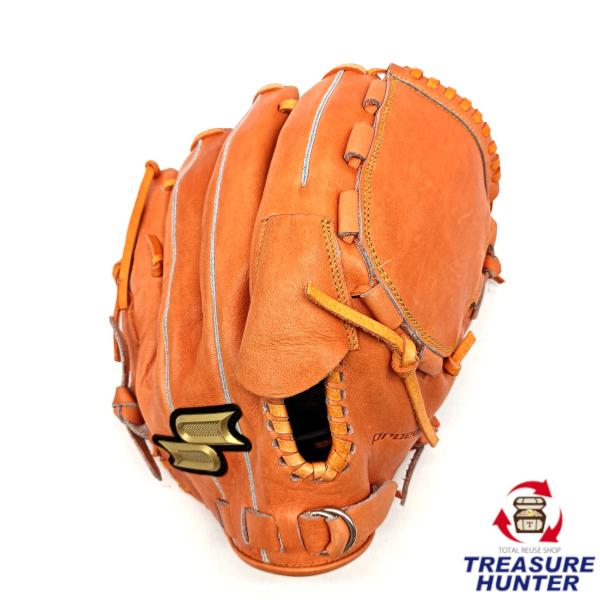 中古 SKK 硬式用グローブ PROEDGE PEK-31417 タイムセール 061521 野球 右投げ 激安セール オレンジ
