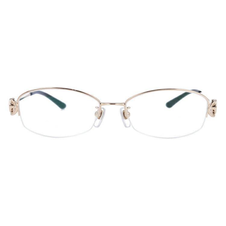 ブルガリ メガネ BVLGARI 眼鏡 BV2065TG 401 54サイズ ゴールド ダイヤモンド メンズ レディース ブランドメガネ 伊達メガネ ダテメガネ 紫外線対策【伊達レンズ無料(度なし・UVカット)】【日本製】