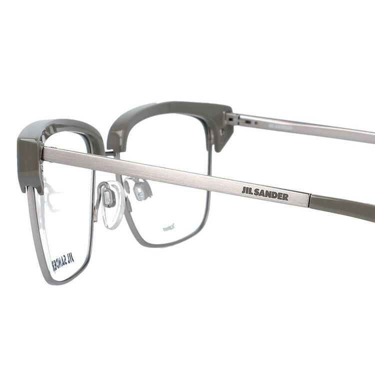 ジルサンダー メガネ フレーム JIL SANDER ジル・サンダー 伊達 眼鏡 J2011-D 56 メンズ レディース ブランドメガネ ダテメガネ ファッションメガネ 伊達レンズ無料(度なし・UVカット)