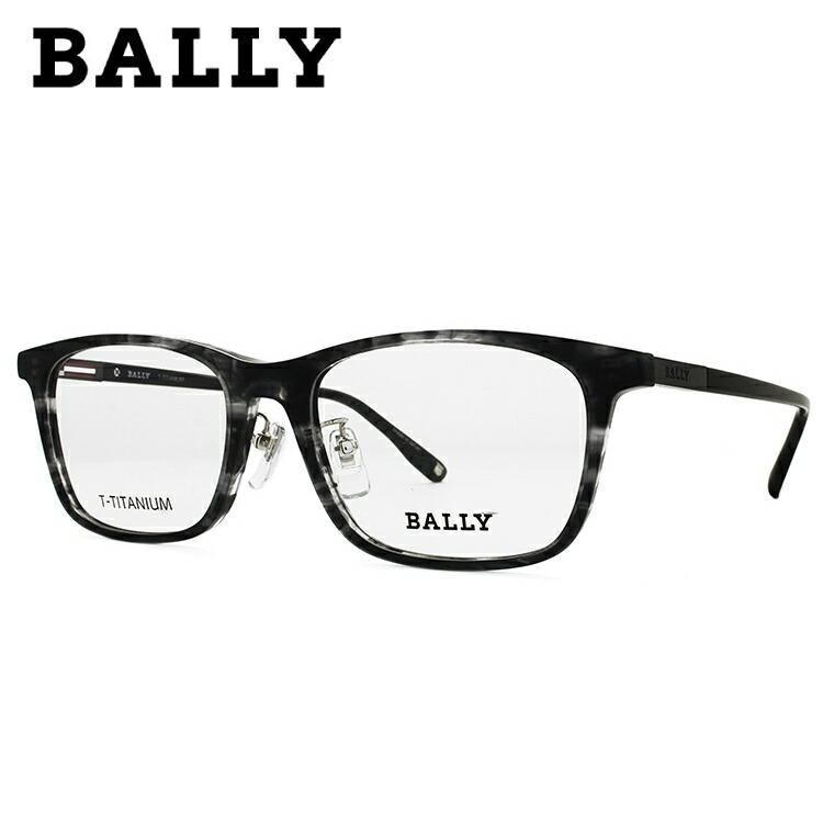 バリー メガネフレーム 2018年新作 伊達メガネ BALLY BY3032J 2 54サイズ 国内正規品 スクエア ユニセックス メンズ レディース