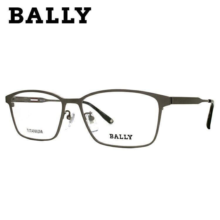バリー メガネフレーム 2018年新作 伊達メガネ BALLY BY3033J 2 57サイズ 国内正規品 スクエア ユニセックス メンズ レディース
