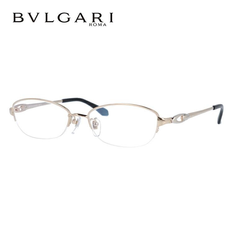 【マラソン期間ポイント20倍】ブルガリ メガネ BVLGARI 眼鏡 BV2051TK 477 52サイズ ゴールド メンズ レディース ブランドメガネ 伊達メガネ ダテメガネ 紫外線対策【伊達レンズ無料(度なし・UVカット)】【日本製】