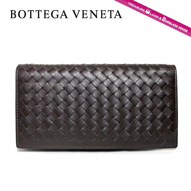 【訳あり】ボッテガヴェネタ 財布 BOTTEGA VENETA 長財布 156819 V4651 2040