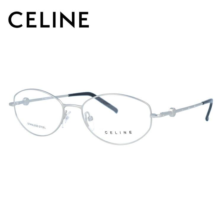 セリーヌ メガネ フレーム CELINE 伊達 眼鏡 VC1244S 52 0581 レディース ブランドメガネ ダテメガネ ファッションメガネ 伊達レンズ無料(度なし・UVカット)