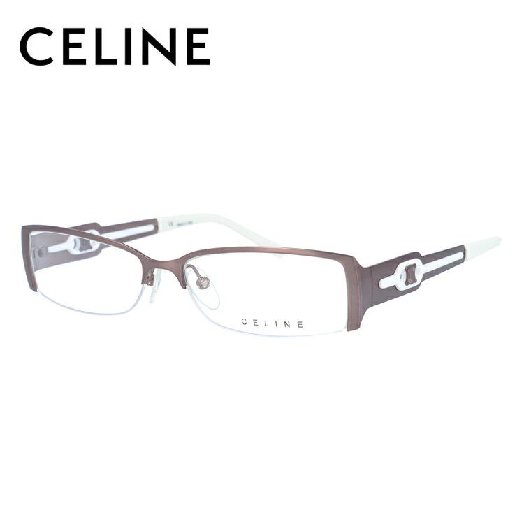 セリーヌ メガネ フレーム CELINE 伊達 眼鏡 VC1410M 54 0SD3 レディース ブランドメガネ ダテメガネ ファッションメガネ 伊達レンズ無料(度なし・UVカット)