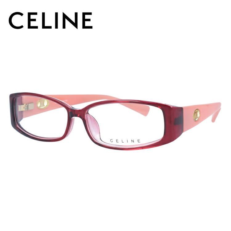 セリーヌ メガネ フレーム CELINE 伊達 眼鏡 VC1610M 53 098F レディース ブランドメガネ ダテメガネ ファッションメガネ 伊達レンズ無料(度なし・UVカット)