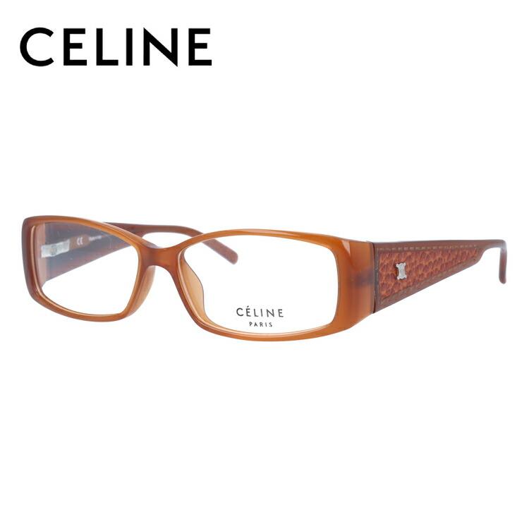 セリーヌ メガネ フレーム CELINE 伊達 眼鏡 VC1643M 54 0T91 レディース ブランドメガネ ダテメガネ ファッションメガネ 伊達レンズ無料(度なし・UVカット)