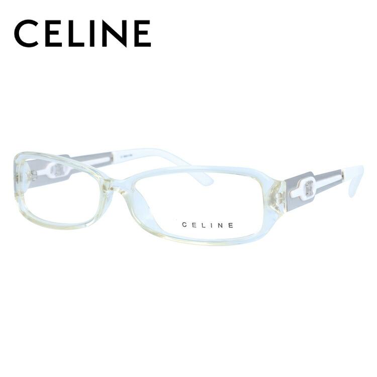 セリーヌ メガネ フレーム CELINE 伊達 眼鏡 VC1669M 54 0P79 レディース ブランドメガネ ダテメガネ ファッションメガネ 伊達レンズ無料(度なし・UVカット)